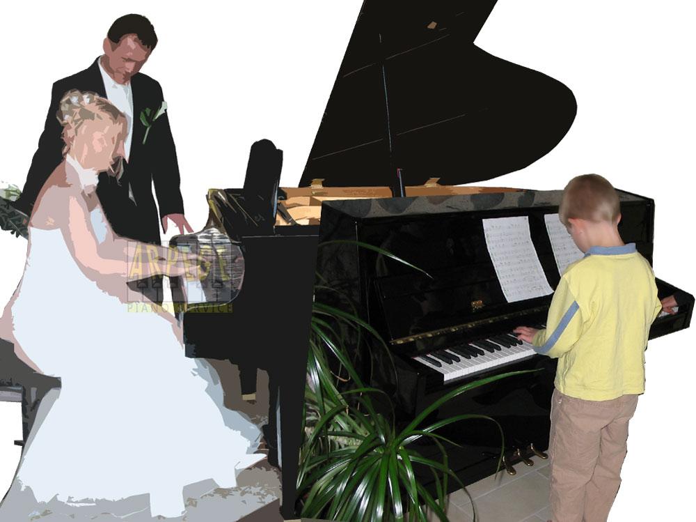 Location de piano droit et de piano à queue, pour l'étude, l'événementiel, le concert, une audition, un gala, un enregistrement, une soirée, location à l'année