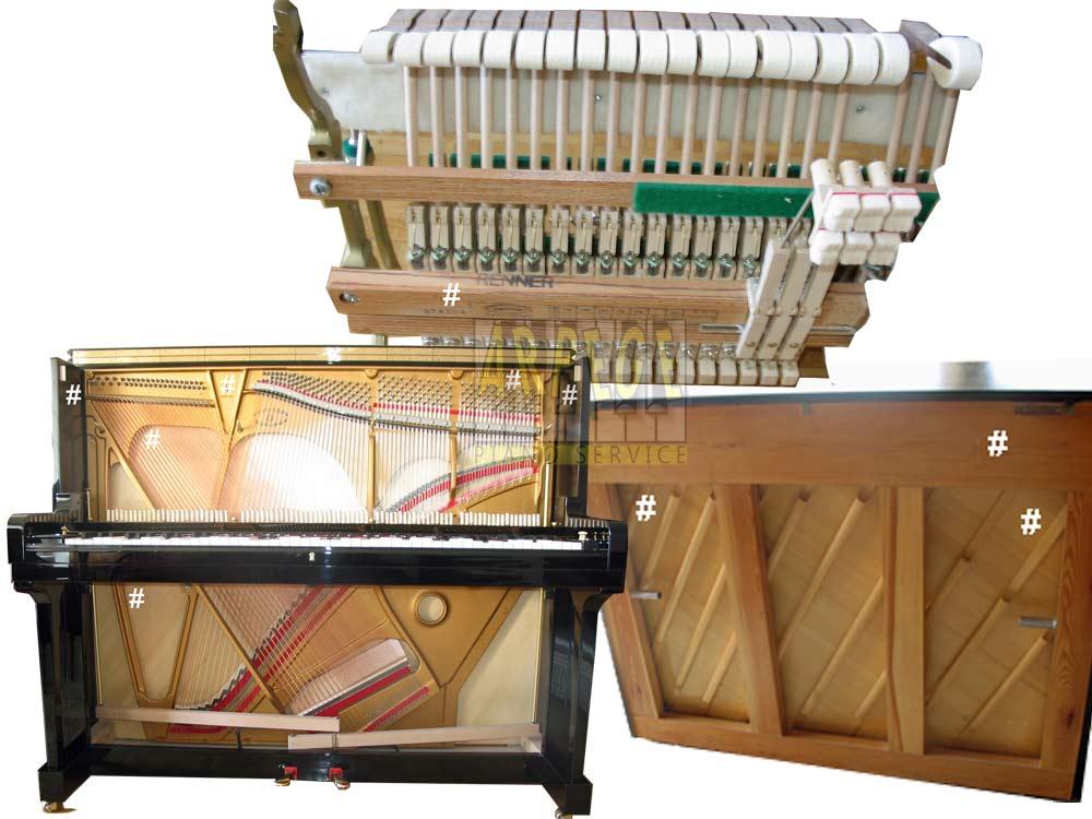 localiser le num ro de s rie d 39 un piano droit piano service annecy. Black Bedroom Furniture Sets. Home Design Ideas
