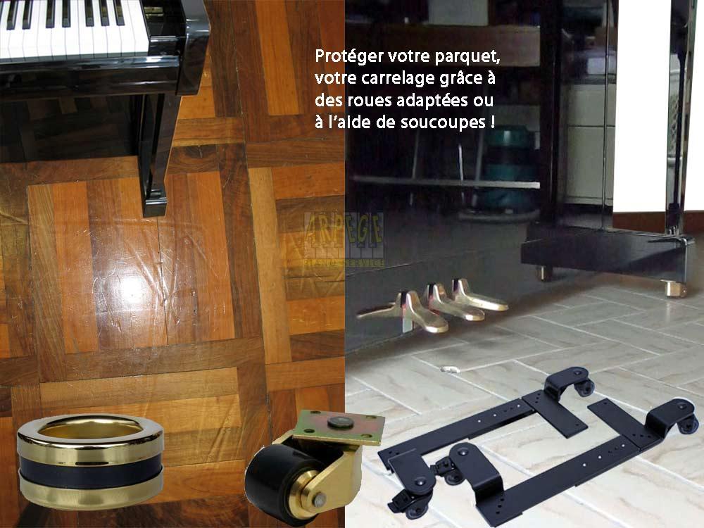 prot ger le sol des rayures et empruntes des roues ou supports du piano piano service annecy. Black Bedroom Furniture Sets. Home Design Ideas