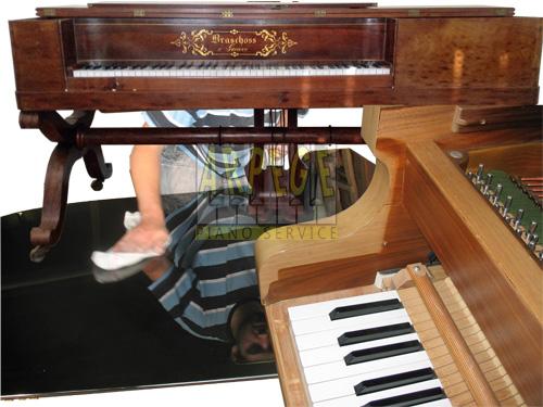 Entretien du meuble du piano : comment préserver l'ébénisterie