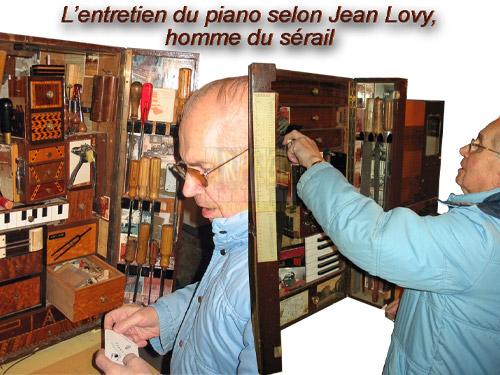 Conservation et entretien d'un piano : généralités