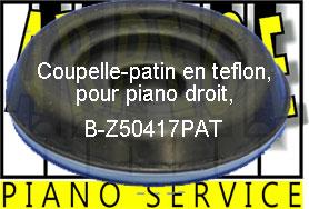 patins blocs de glisse pour pianos droits piano service annecy. Black Bedroom Furniture Sets. Home Design Ideas