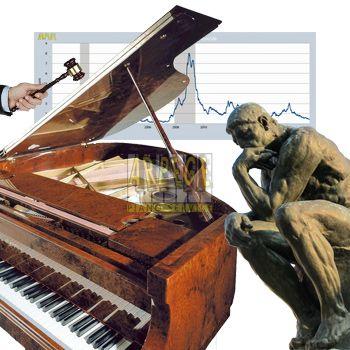 Expertise, état des lieux, estimation de la valeur d'un piano