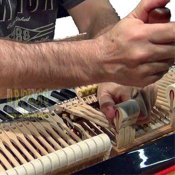 Harmonisation de Piano à Annecy