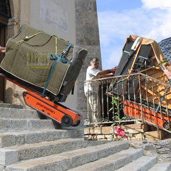 Transport port et déménagement de piano Haute Savoie