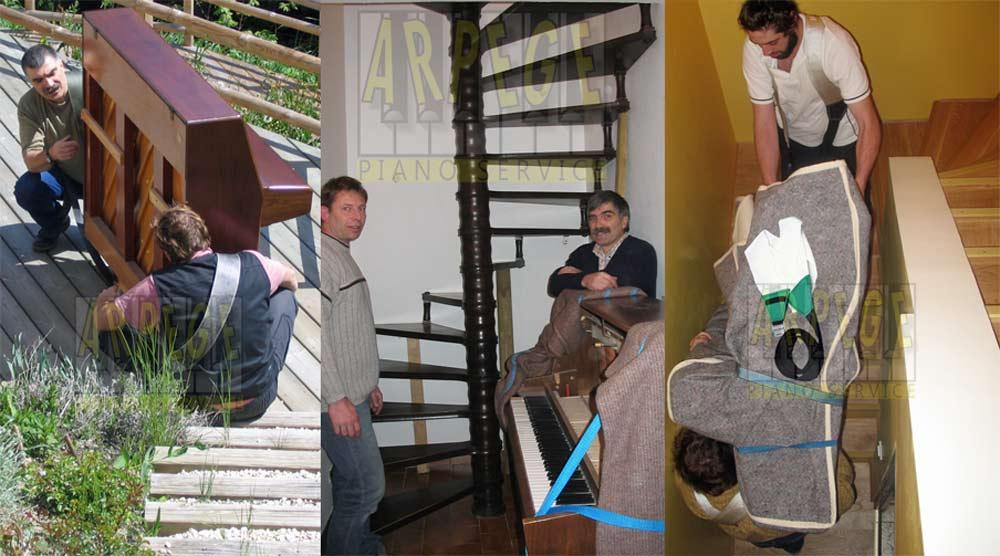port de piano l 39 art et la mani re de transporter un piano droit piano service annecy. Black Bedroom Furniture Sets. Home Design Ideas