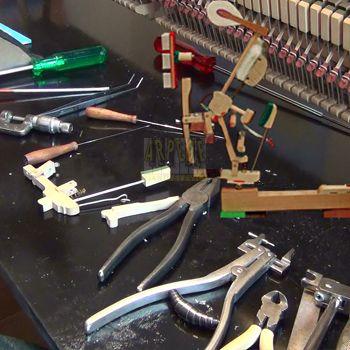 Réparation de piano à Annecy Haute-Savoie