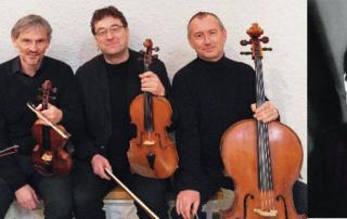 Le Quatuor Alliances et Anne Boëls au piano