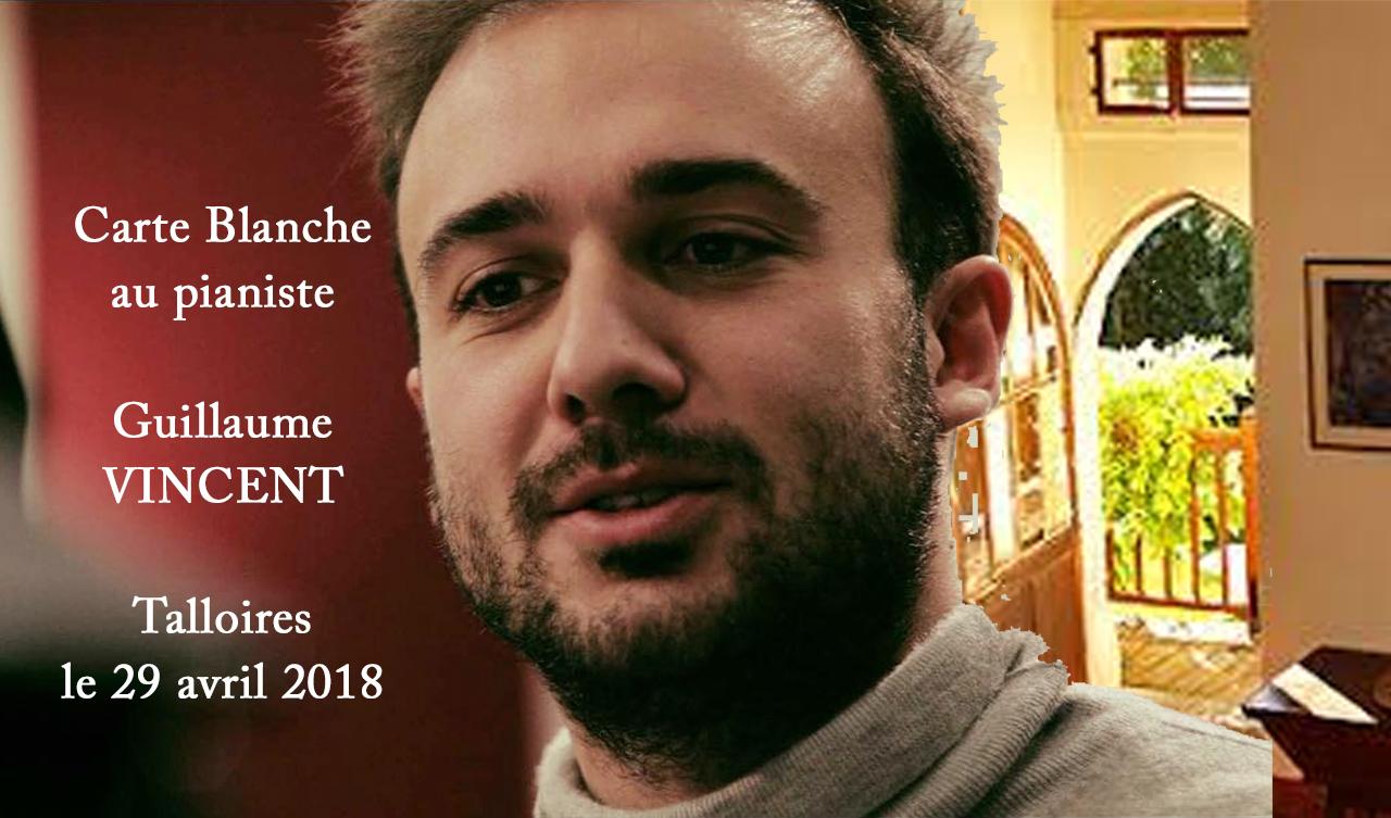 Les rencontres 2018 d'Europiano-France à Annecy : carte blanche à Guillaume VINCENT