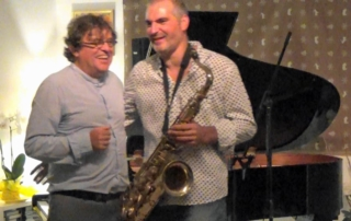 Mario Stantchev et Lionel Martin : Jazz before Jazz à l'Abbaye de Talloires le vendredi 4 mai 2018
