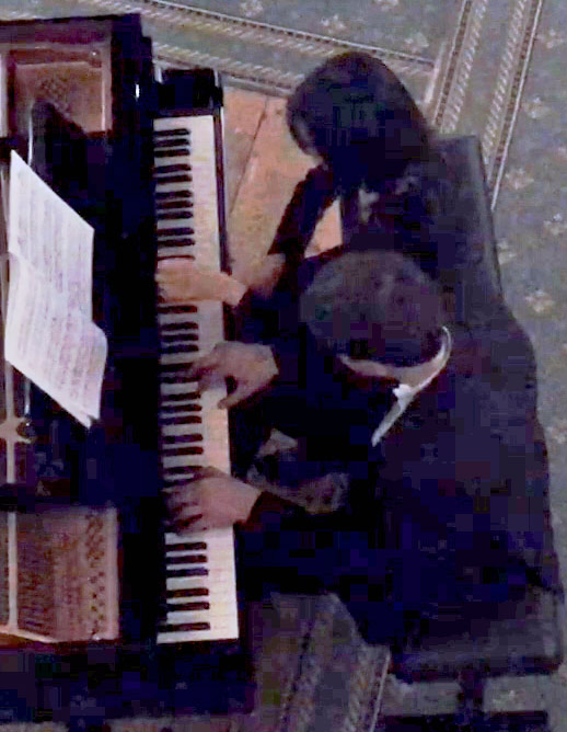 Olivier Moulin et Mikiko Gemba - Moulin : Rapsodie espagnole de Maurice Ravel