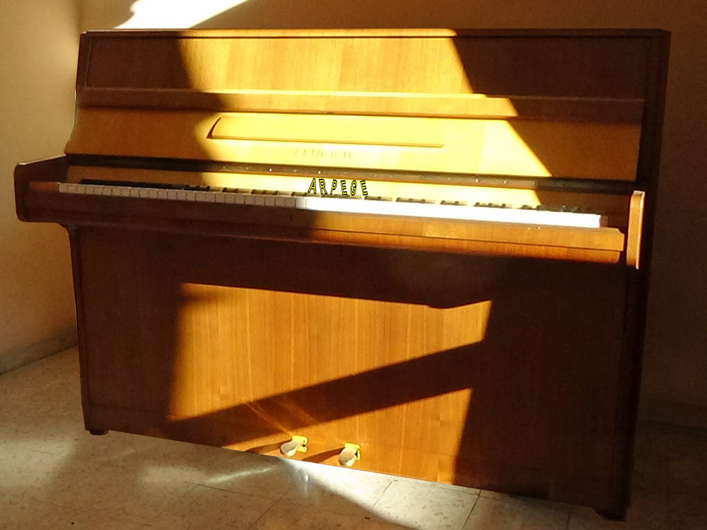 Piano Feurich 109, made in Langlau, Germany