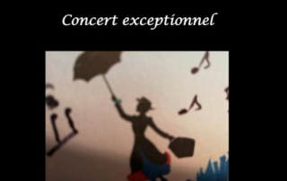 comedie musicale st gervais mont blanc 9 mars 2019