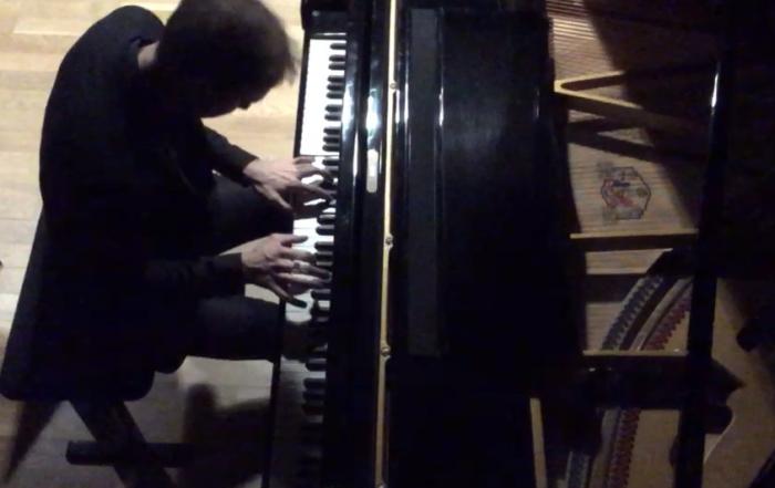 Guillaume Vincent dans la Rhapsodie hongroise n° 6de Liszt
