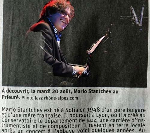 Concert Mario Stantchev