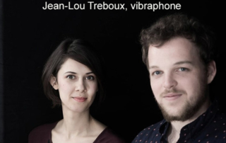 Olivia Trummer, piano, chant ; Jean-Lou Treboux, vibraphone : « C2J Classical to Jazz »