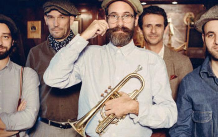 Perry Gordon and his rhythm club