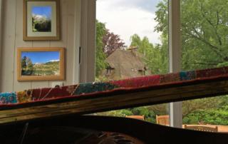Piano 1/2 queue Bösendorfer 200